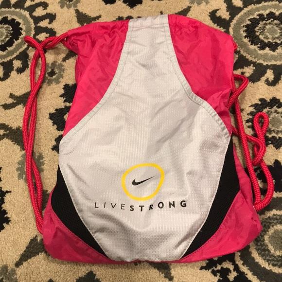 Nike Handbags - Nike drawstring bag